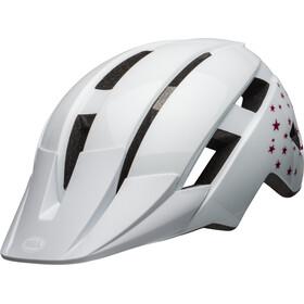 Bell Sidetrack II Helm Kinderen, white stars